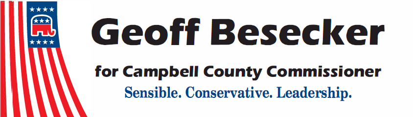 Geoff Besecker for County Commissioner